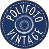 Polyfoto Vintage portrait